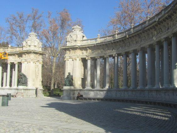 Retiro Madrid