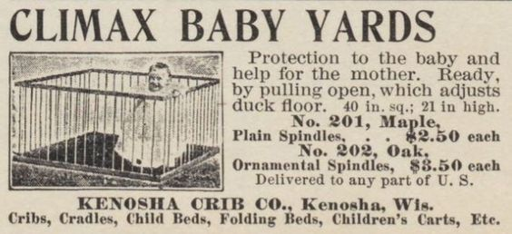 Climax Baby Yards 1896