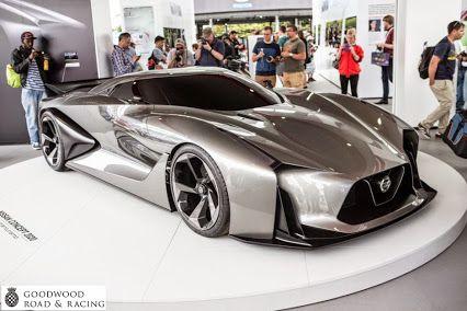 """Nissan """"Concept 2020"""