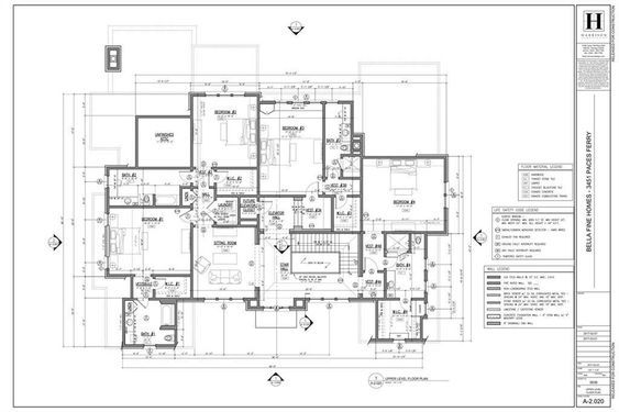 5 Bedroom Atlanta Home Upper Level Floor Plan Address 3451 Paces Ferry Rd Nw Luxury House Plans Large Floor Plans House Floor Plans