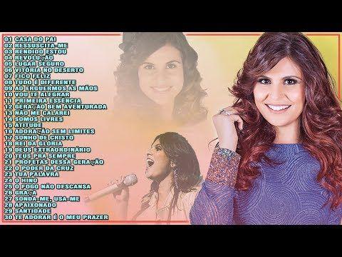 Aline Barros As Melhores Musicas Gospel As Mais Tocadas