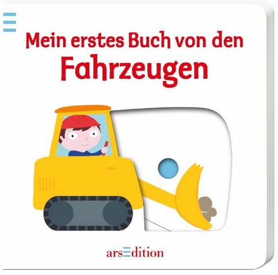 Ein Spielbuch mit lustigen Schiebern, das richtig Spaß macht! #kinder #fahrzeug #weltbild