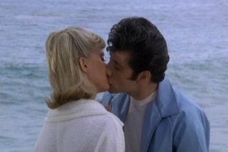 Grease Sandy And Danny At The Beach