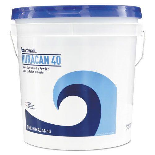 Detergents 78691 Boardwalk 40 Pound Pail Low Suds Laundry