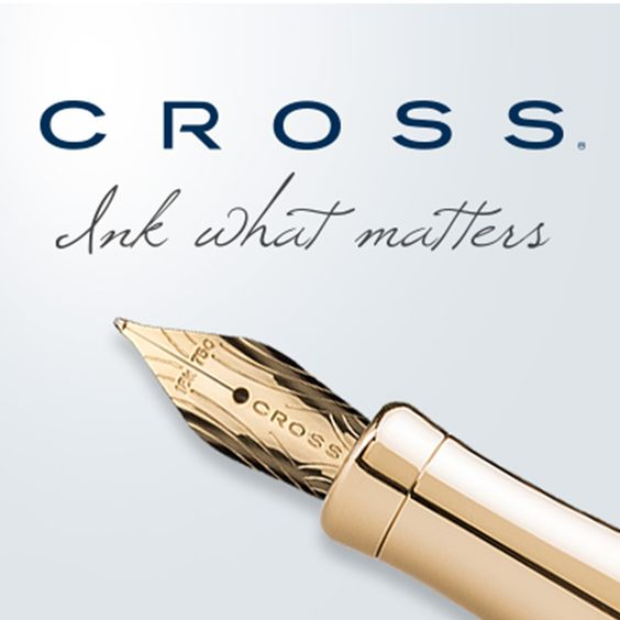 We'd like to think a picture writes a thousand words.  Follow and share with us on Pinterest today! #CrossPens