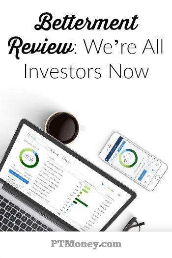 Betterment is investing for the masses. If online brokers like ETrade were a revolution for the do-it-yourself investor, then Betterment is part two of that revolution. Their goal, get even more people to invest their money (vs parking it in savings accounts) by providing an ultra-simple, passive investing-focused, discount brokerage, wrapped in a Mint dot com like interface.