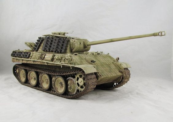 Panther Ausf.G early