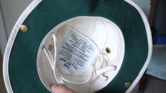 The Tilley Hat - Best Travel Hat Ever?