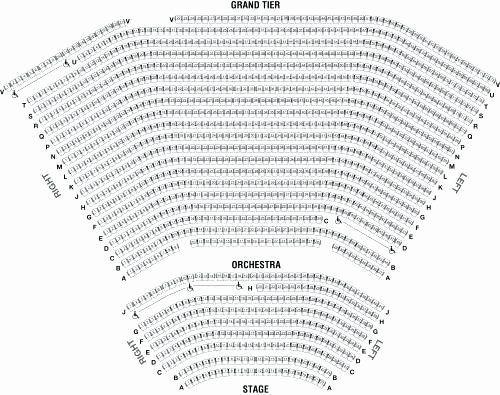 Auditorium Seating Chart Template Unique Ryman Seating Chart Obstructed View Seating Chart Template Chart Template Estimate Template