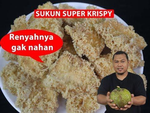 Sukun Krispy Menu Gorengan Takjil Buka Puasa Youtube Masakan Buah Resep