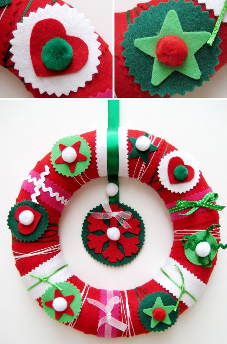 Bricolage no l and photos on pinterest - Bricolage facile noel ...