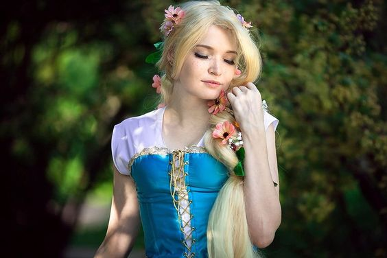 Blue Rapunzel concept 3 by Usagi-Tsukino-krv on deviantART