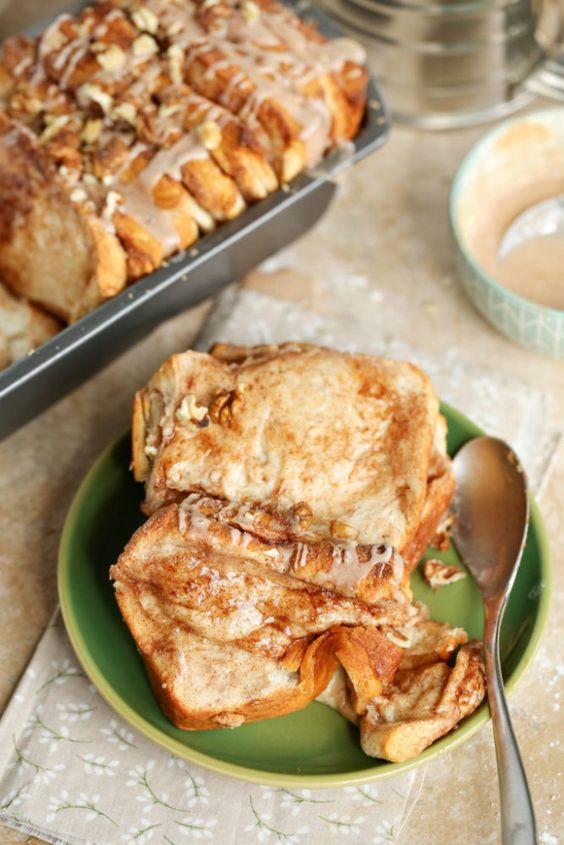 Easy cinnamon pull aparts recipe