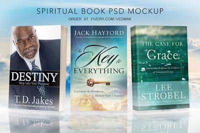 CV-111 Spiritual Book Mockup | Vedmak On Fiverr