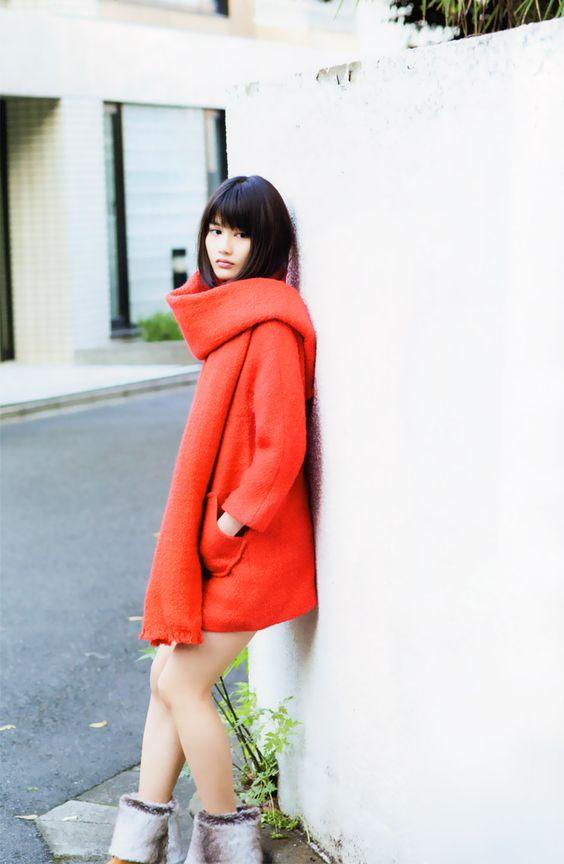 オレンジコートの橋本愛