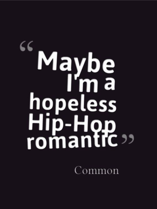 I know  a lot about hip hop at my studio i go to. So this cracks me up because o  the movies out their that are just so funny:)