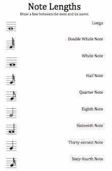 violin worksheets - Elleapp