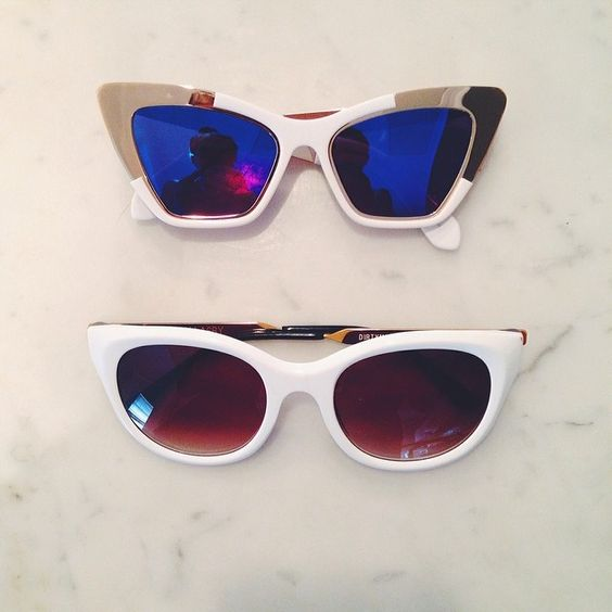 Karen Walker + Thierry Lasry sunnies