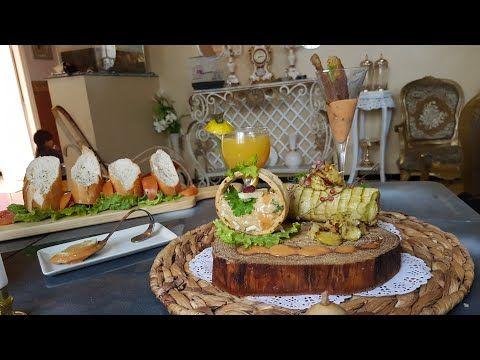 طبق كورجات راقي جدا مع شيبس الكورجات و اصابع الكورجات باني بالصلصة وطريقة تقديم العصير وافكار اخرى Youtube Decor Table Decorations Table Settings