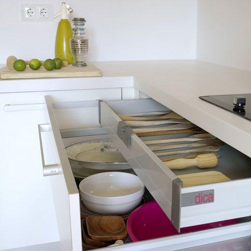 Armarios de cocina todo en orden decoratrix todo en for Organizar armarios cocina