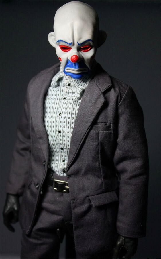 """1:6 Joker Jared Leto Head Sculpt Head Model F 12/"""" Male Body"""