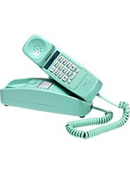 Classic 1960s Slimline Phone in 4 Colors at   Vermont Country store