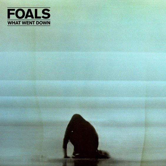 Foals - What Went Down, Blue
