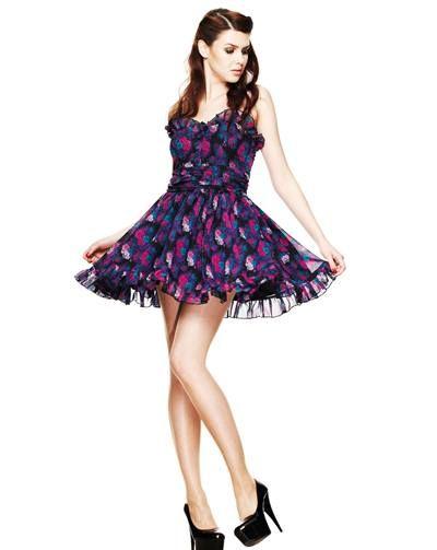 Margot Dress Black. I want!!