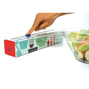 Chicwrap Plastic Wrap Dispenser   CHEFScatalog.com