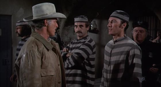 The Magnificent Seven Ride! 1972 Film | Posse of Prisoners Scene from The Magnificent Seven Ride! Movie ...