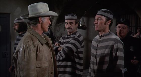 The Magnificent Seven Ride! 1972 Film   Posse of Prisoners Scene from The Magnificent Seven Ride! Movie ...
