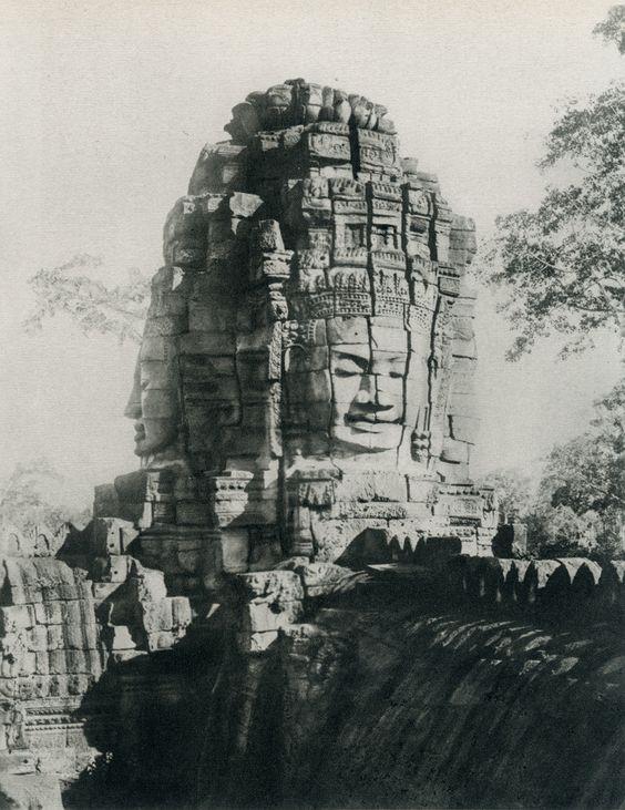 Cambodian Ancient Ruins