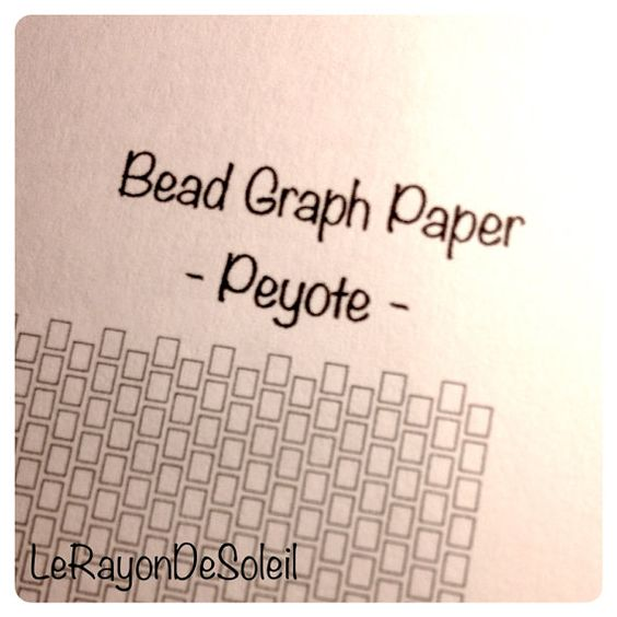 Delica Graph Papers Bead graph paper Pinterest Graph paper - graph papers