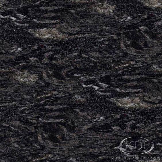 black granite granite and forests on pinterest. Black Bedroom Furniture Sets. Home Design Ideas
