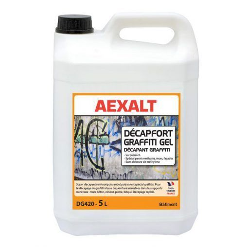 Decapant Graffiti Special Gel 5l Decapfort Graffiti Aexalt