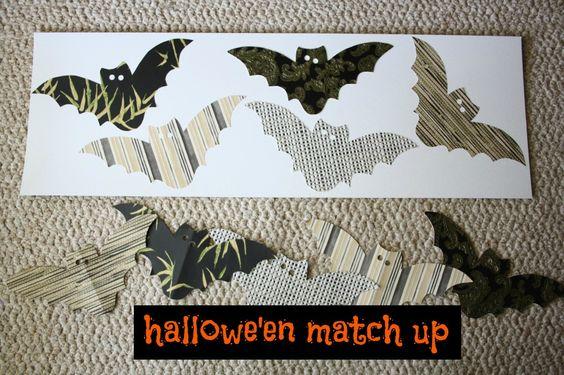 hallowe'en match up - happy hooligans