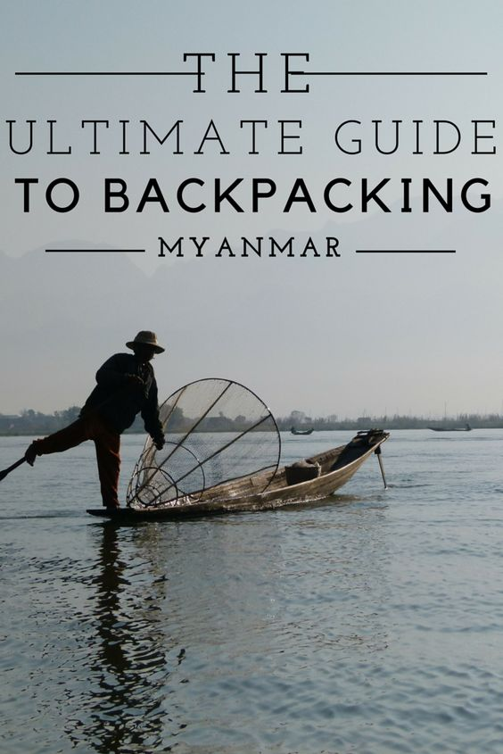 This is the Ultimate Guide to Backpacking Myanmar. All you need to know about budget, food, transport, accommodation, pros & cons, must-sees, health, visas and more. This is the only guide you'll need for travelling to Myanmar! http://www.goatsontheroad.com/budget-backpacking-guide-to-myanmar/