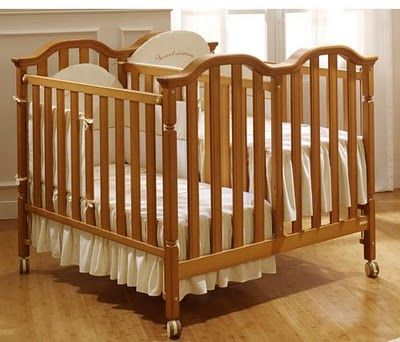 Crib For Twins Babies World Love The Shared Side Cribs For Twins Pinterest The O 39 Jays