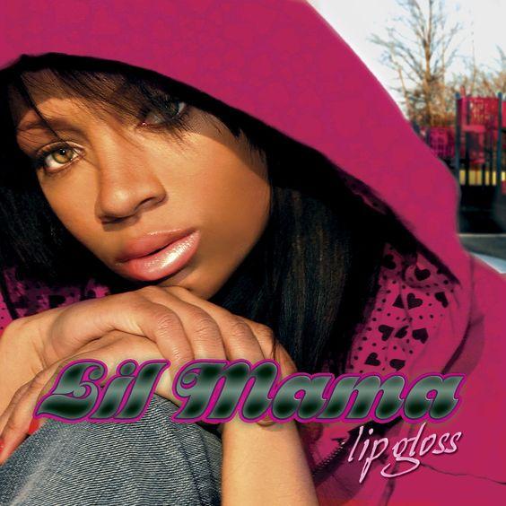 Lil Mama – Lip Gloss (single cover art)