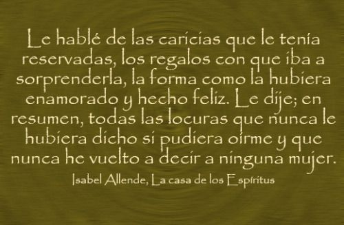 La Casa De Los Espiritus Great Quotes Book Quotes Words