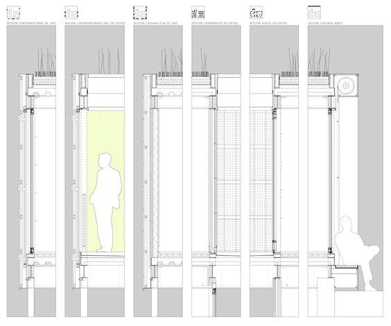 Galería de En Detalle: Cortes Constructivos / Techos Verdes - 15