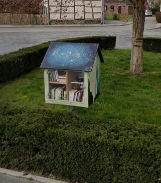 boîte à livres Bierwart Fernelmont