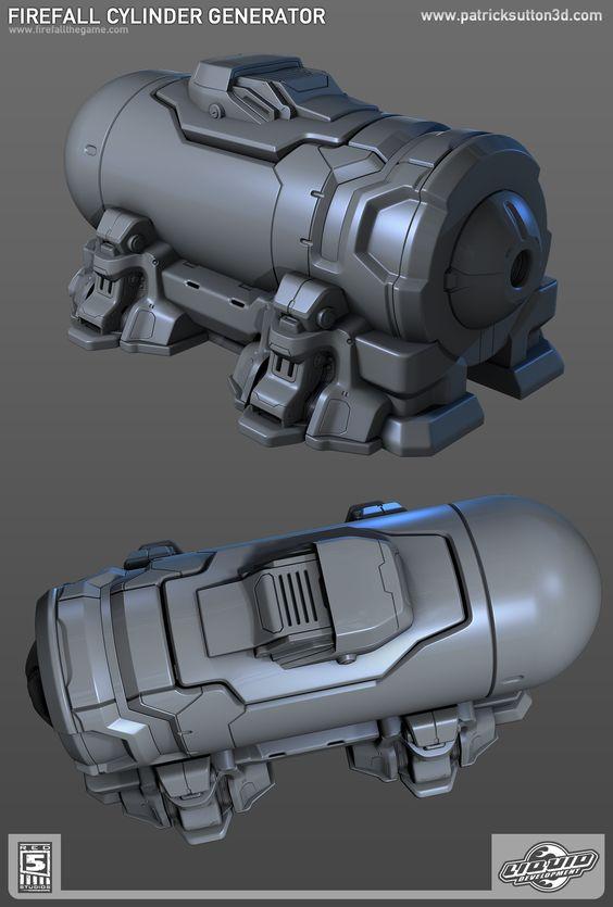 Patrick Sutton - 3D Artist