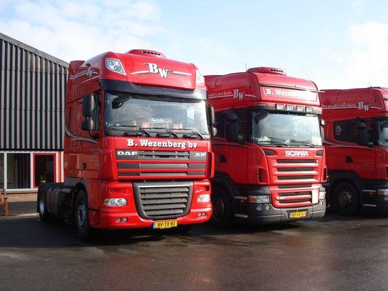 DAF & Scania