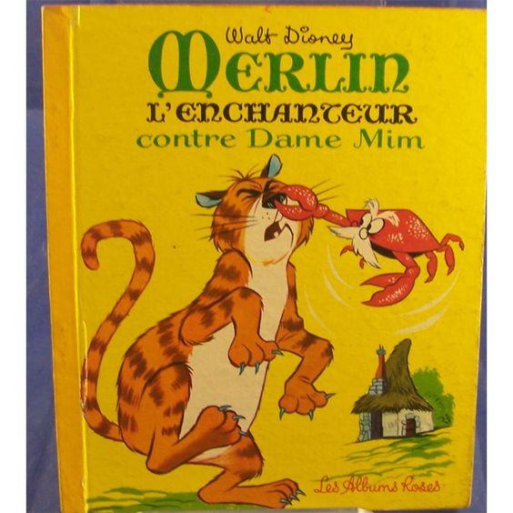 Merlin L'Enchanteur Contre Dame Mim - The Enchanter Merlin Against Lady Mim   Oxfam GB   Oxfam's Online Shop