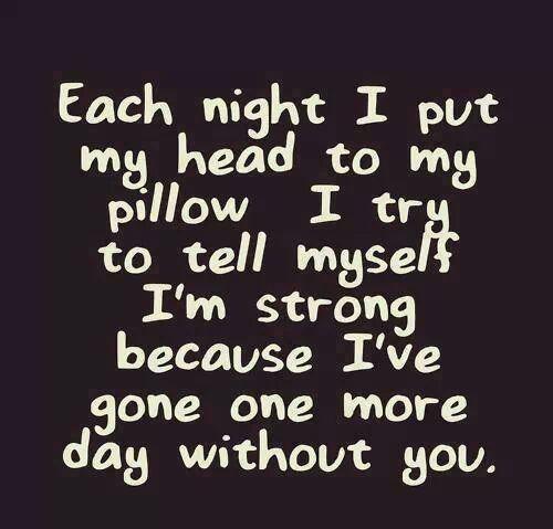 Each night