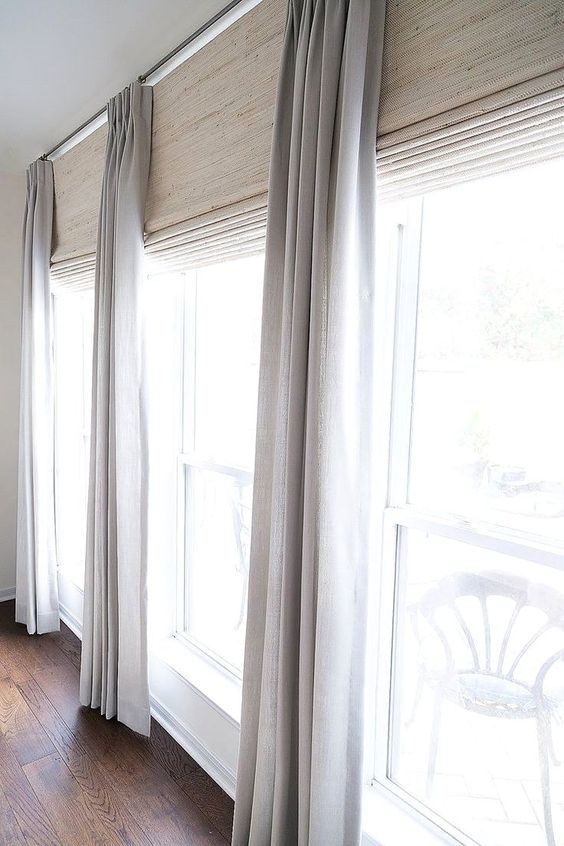 Window Treatment Ideas - A visual dictionary of a great deal of the most effective available home window therapy concepts for your residence. #windowtreatmentideas #windowideas #windowtopperstyles