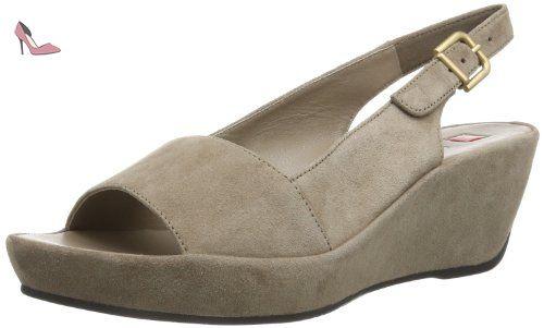 H?gl 3 10 1322 6000, Sneakers Basses Femme, (Grey6000), 42 EU