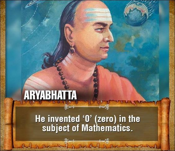 Aryabhatta Contribution In The Search For Zero