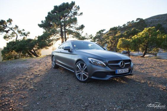 Mercedes C300 Coupe #mbcar #mercedes